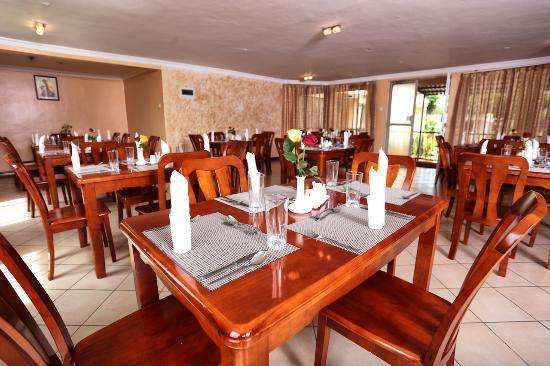 Longview Suites: Restaurant