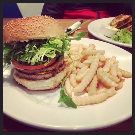 Burger King (JingAn), Shanghai Restaurantanmeldelser