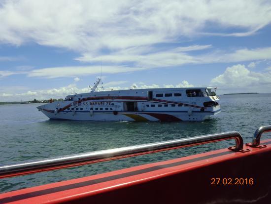 Feri Express Bahari - Picture of Raja Ampat Islands, Sorong ...