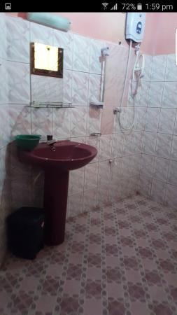 the pink toilet an dirty sink picture of paradise resort kandy rh tripadvisor co uk