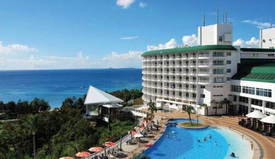 Okinawa Kariyushi Beach Resort Ocean Spa Images 4 Large Jpg