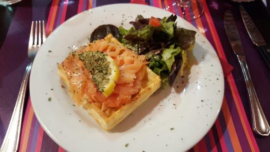 Restaurant Tr S Sympathique Bon Rapport Qualit Prix