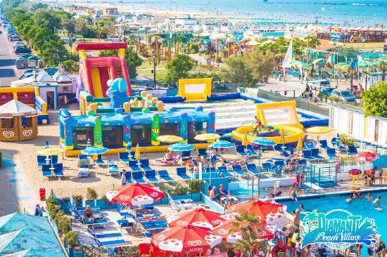 Club family hotel serenissima cesenatico prezzi 2017 e - Villaggi con piscine e scivoli ...
