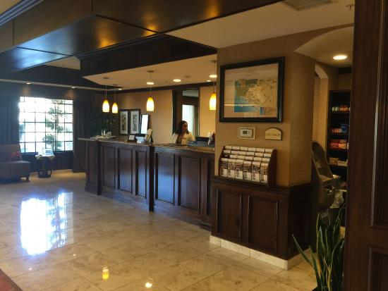 Ayres Hotel Spa Moreno Valley Clean And Functional