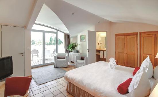 Hotel de l'Image : Suite horizon terrasse