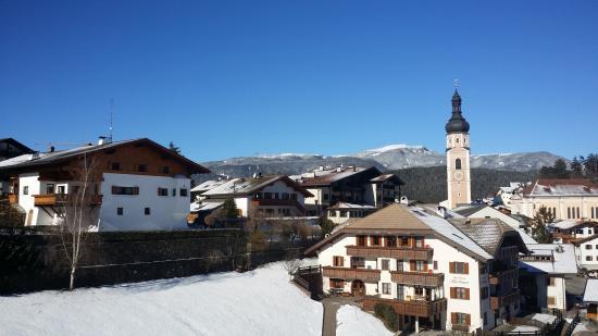 Hotel Alpenroyal: Uitzicht vanuit kamer