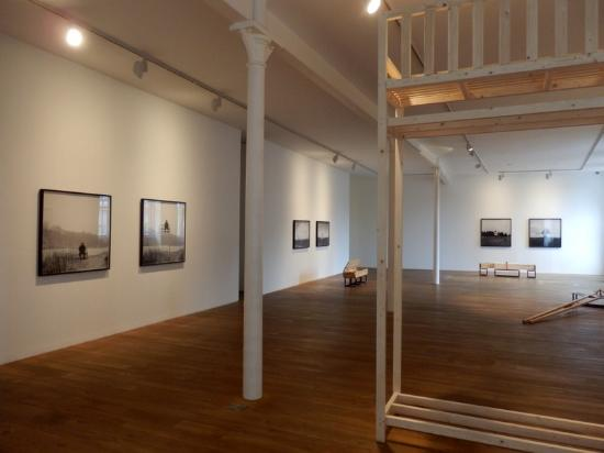 Ingleby Gallery: First floor gallery space