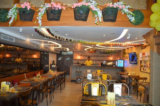 Hakuna Matata Restaurant Kolkata West Bengal