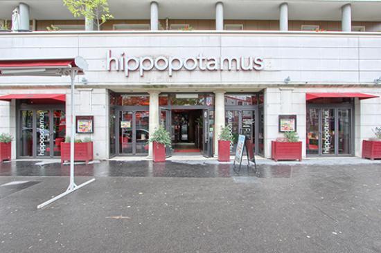 hippopotamus paris 102 rue de bercy bercy nation restaurant reviews phone number. Black Bedroom Furniture Sets. Home Design Ideas