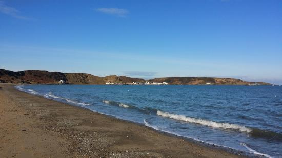 Morfa Nefyn Beach: the secret beach