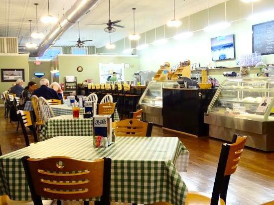 inside - Picture of Nana\'s Kitchen, Mount Airy - TripAdvisor