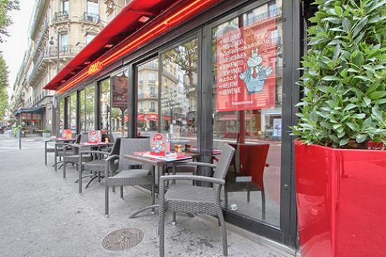 Restaurants Near Hotel Franklin D. Roosevelt, Paris, France