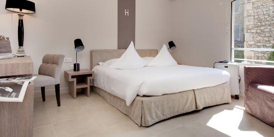 Hotel de l'Image : CHAMBRE DELUX