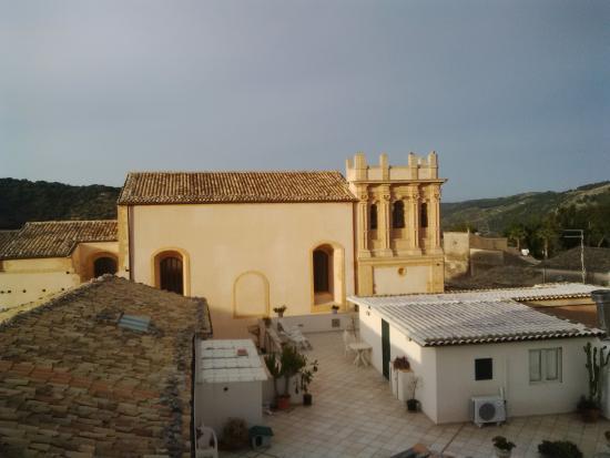 vista di Ibla dal terrazzo sul tetto - Picture of B&B Terrazza Dei ...