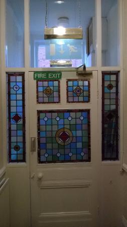 Baytree Lodge : Corridor door