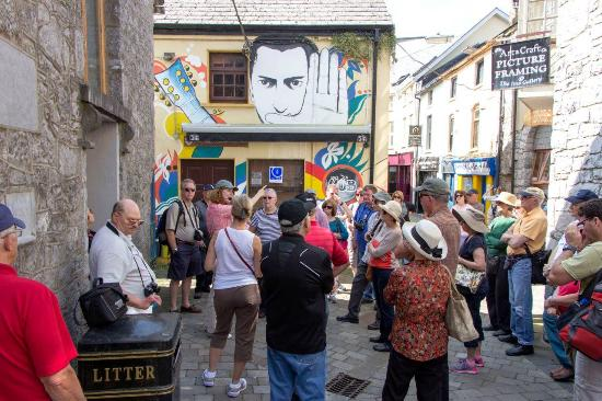 Ennis Walking Tours at Chapel Lane