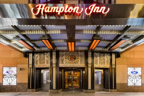 ‪Hampton Inn Chicago Downtown/N Loop/Michigan Ave‬