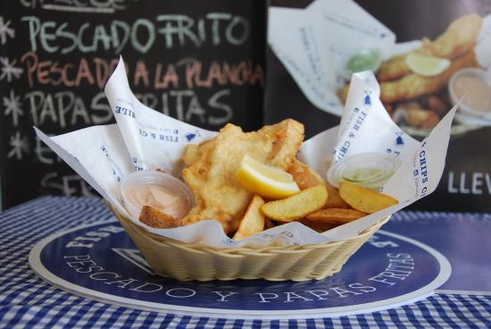 Master Fish & Chips Reñaca