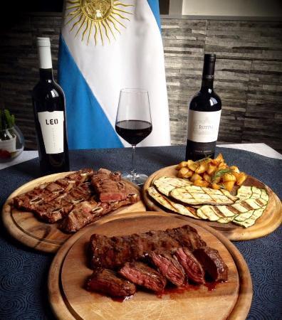 Nueva Patagonia: ASADO