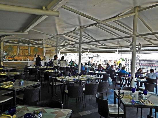 Terraza Mexico City Cuauhtemoc District Restaurant