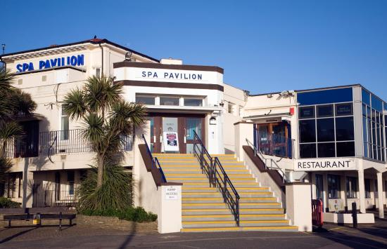 The Spa Pavilion