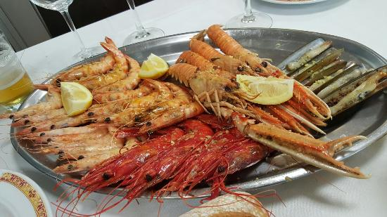 Marisqueria El Puerto