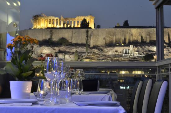 Acropolis Ami Roof Garden