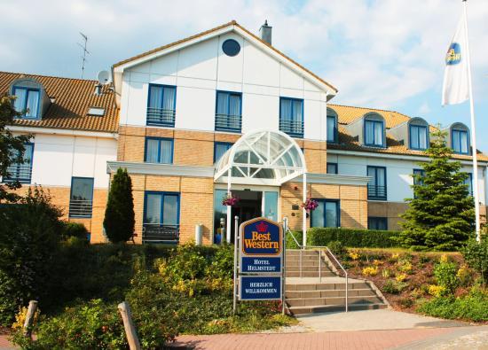 BEST WESTERN Hotel Helmstedt: Außenansicht
