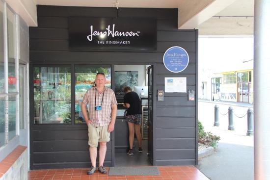 Jens Hansen Gold and Silversmith Photo