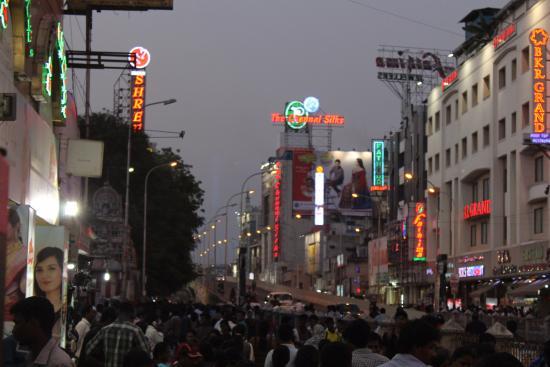 T Nagar, Ranganathan Street