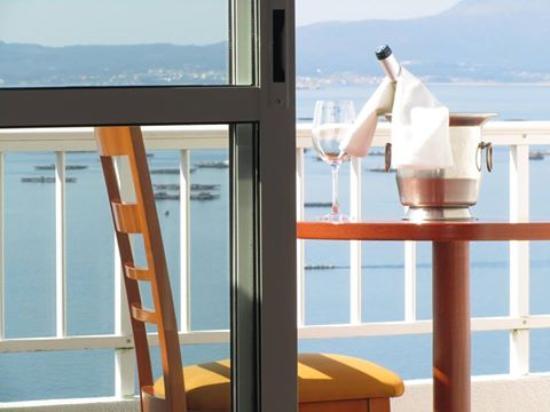 Photo of Hotel Mirador Ria de Arosa Pontevedra