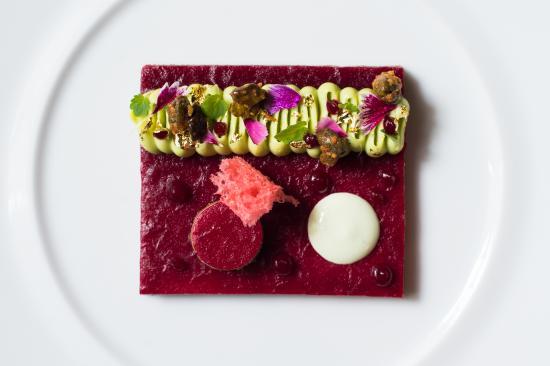 Le Restaurant : Framboise