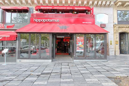 Hippopotamus paris 17 place de la republique le marais restaurant reviews phone number - Restaurant la grille paris 10 ...