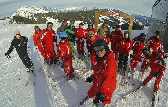 Skischule Zink Saalbach