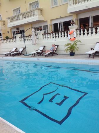 Swimming Pool Foto Di Victoria Chau Doc Hotel Chau Doc Tripadvisor
