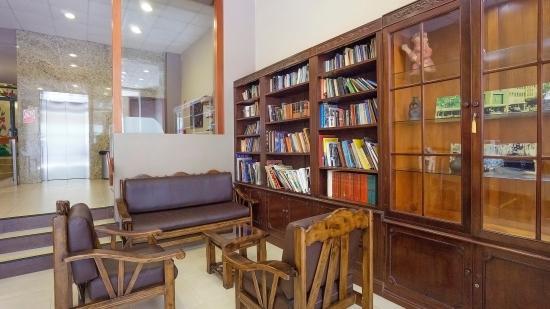 Suites Larco 656: Hora de la lectura