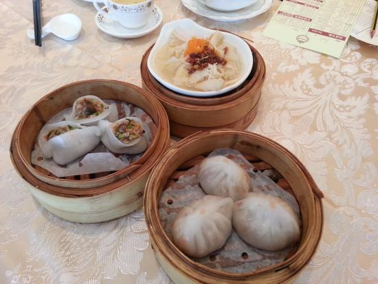 Crown Princess Fine Dining: Dim Sum