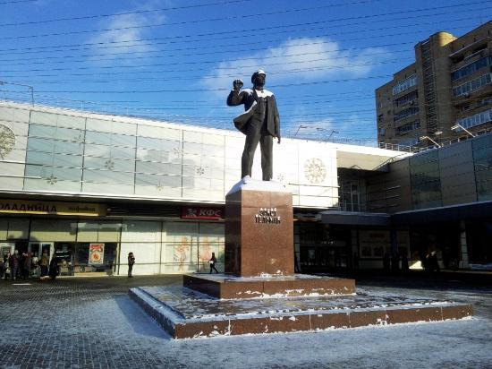 Памятник Эрнсту Тельману