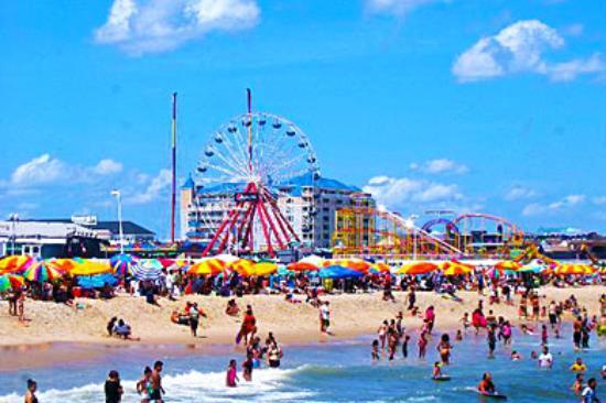 Senior Week Hotels Ocean City Md