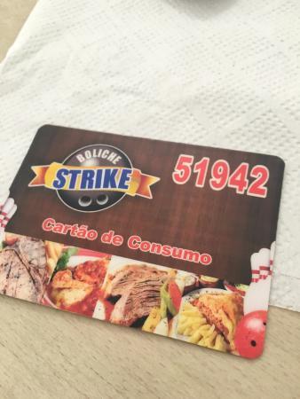 Boliche Strike