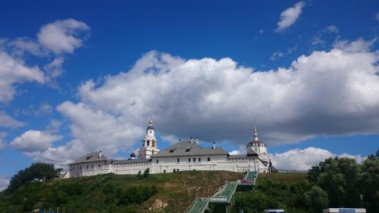Republic of Tatarstan, รัสเซีย: Остров-град Свияжск
