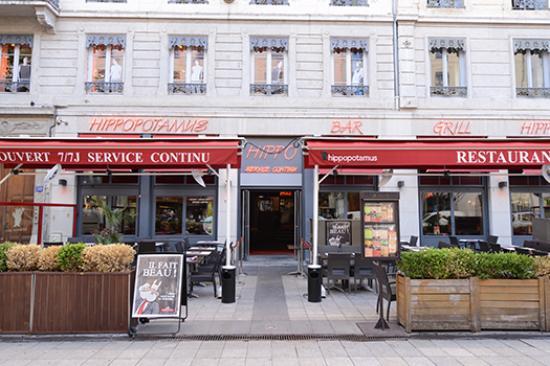 Hippopotamus Lyon 48 50 Rue De La Republique
