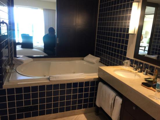 bathroom including a water closet separate shower jacuzzi tub and rh tripadvisor ca