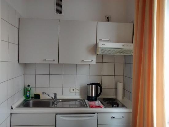 Apartments Duval: Cocina