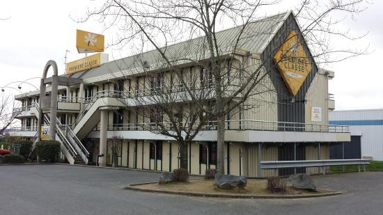 Hôtel Première Classe Montluçon - Saint Victor : VUE D ENSEMBLE