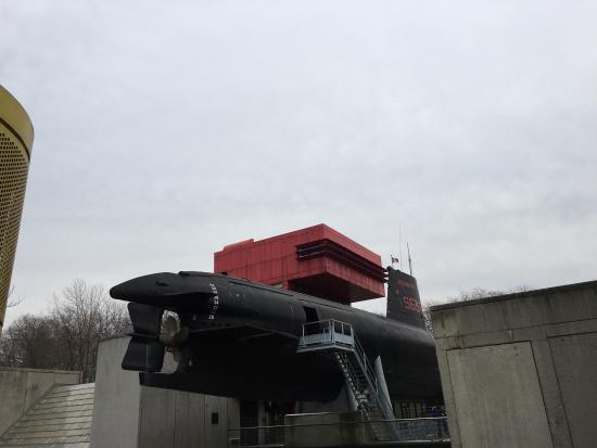 París, Francia: Cité des Sciences et de L'Industrie