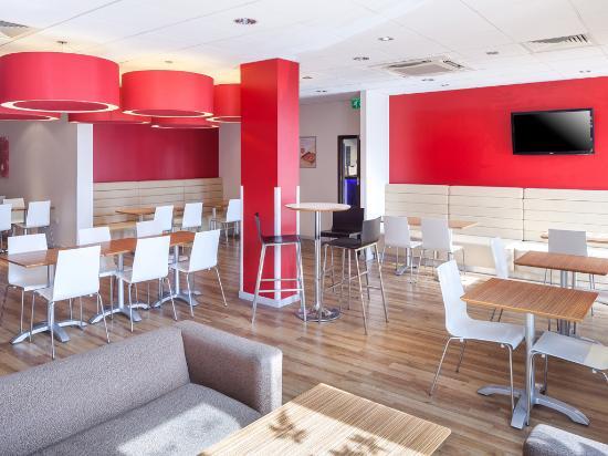 Travelodge Ramsgate Seafront: Bar Cafe