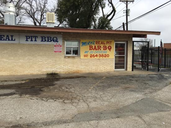mike s real pit bbq grand prairie restaurant reviews phone rh tripadvisor com