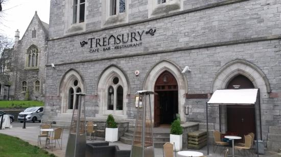 ‪The Treasury‬