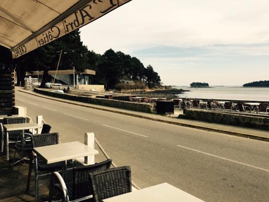 La Terrasse Bar Et La Terrasse Bord De L Eau Picture Of
